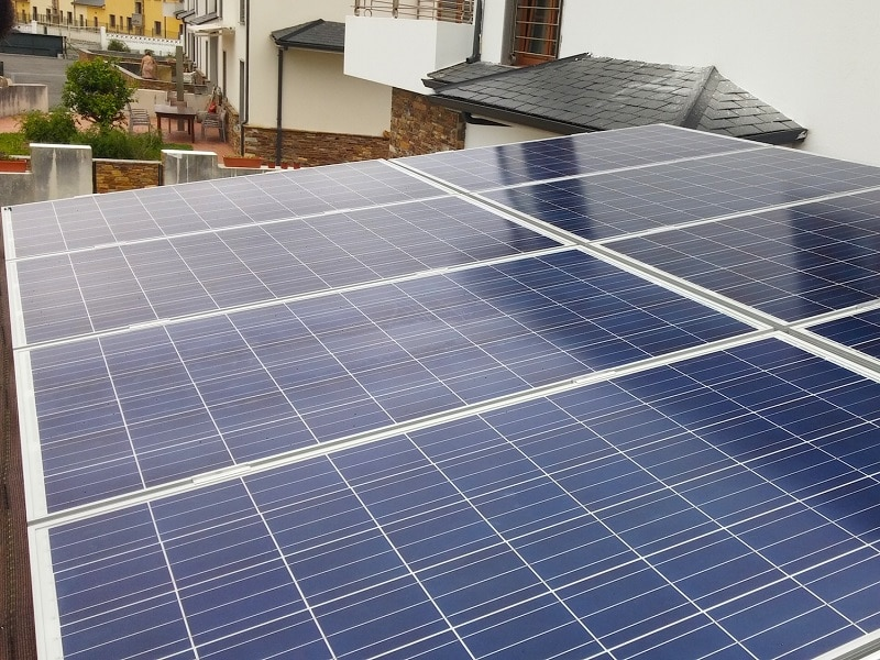Instalacion fotovoltaica para autoconsumo