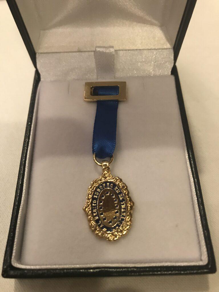 Vagalume Energía recibe la Medalla de Oro al Mérito en el Trabajo 2017
