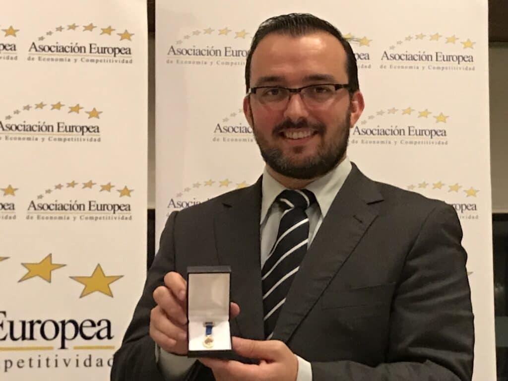 Vaglume Energia premiada con la Medalla de Oro al Mérito en el Trabajo 2017