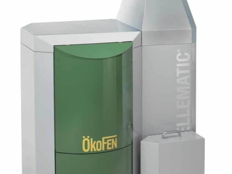 Biomasa para calefacción