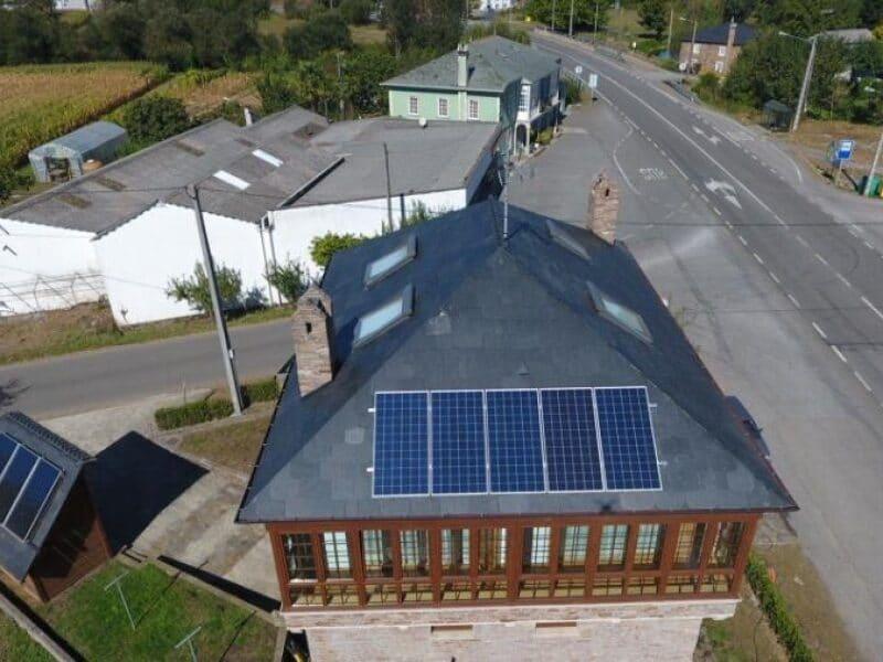 Fotovoltaica para autoconsumo en vivienda