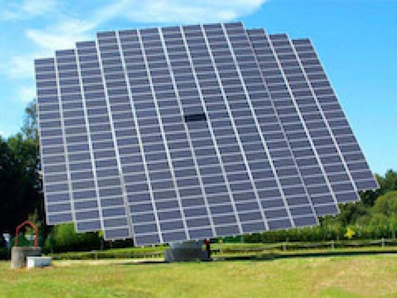 Instalación fotovoltaica hotel