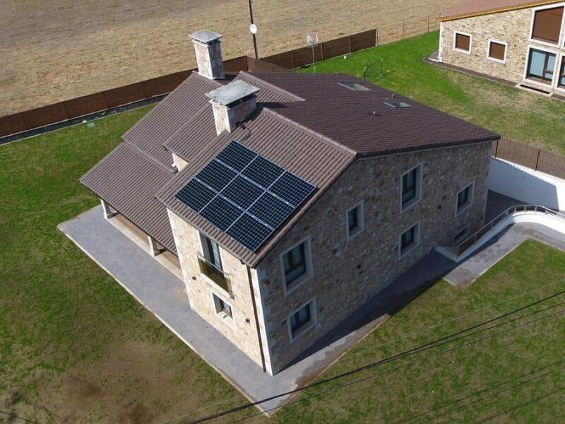 Panel solar para autoconsumo