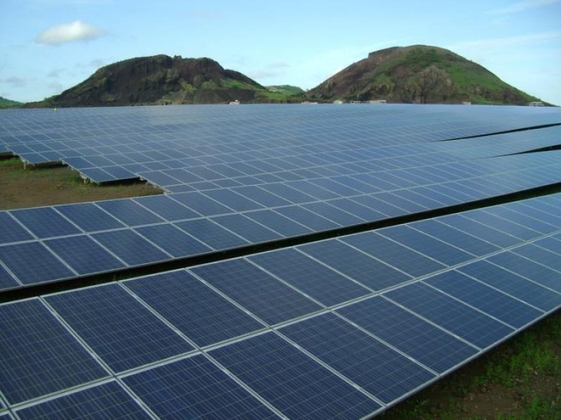 Parque fotovoltaico vagalume