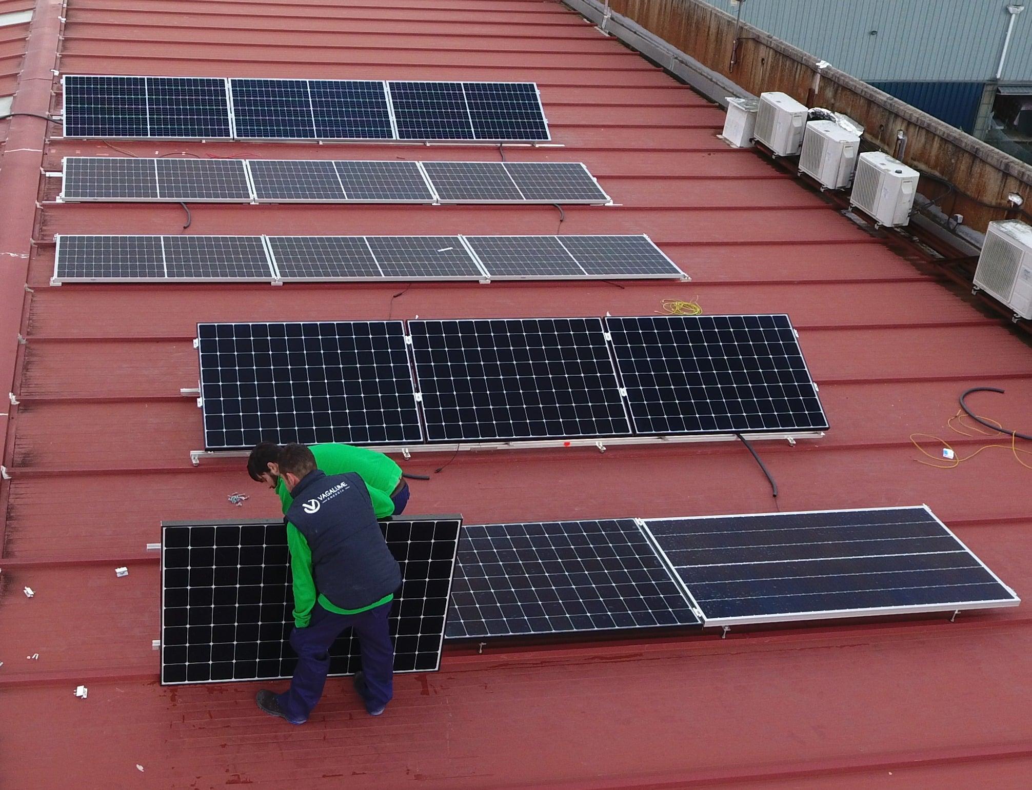 Autonsumo fotovoltaico empresas