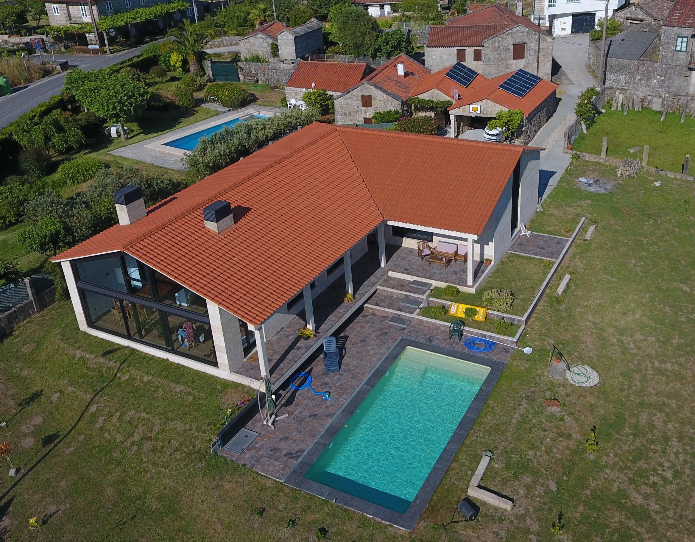 instalación fotovoltaica para autoconsumo en vivienda unifamiliar