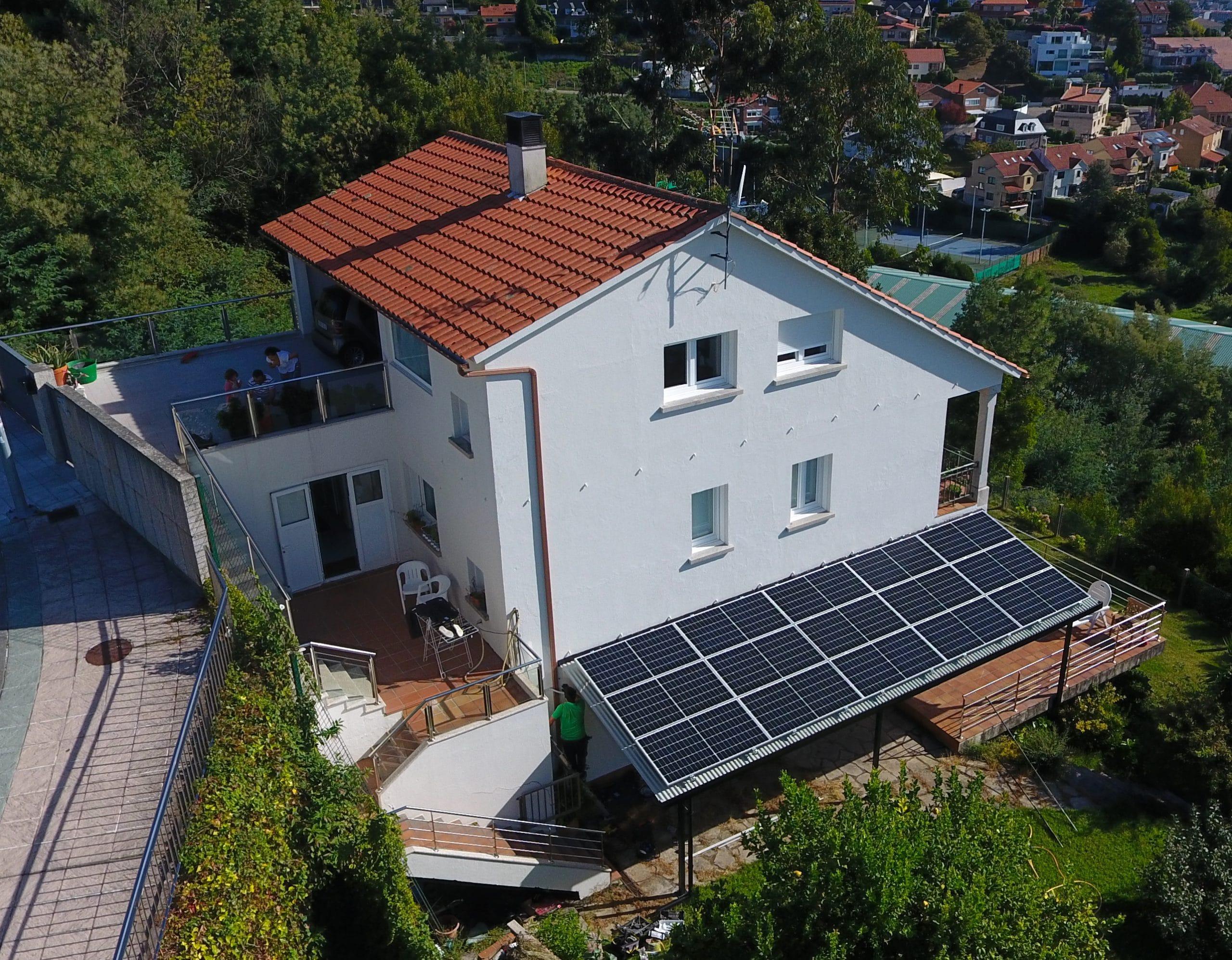 Paneles solares autoconsumo particulares