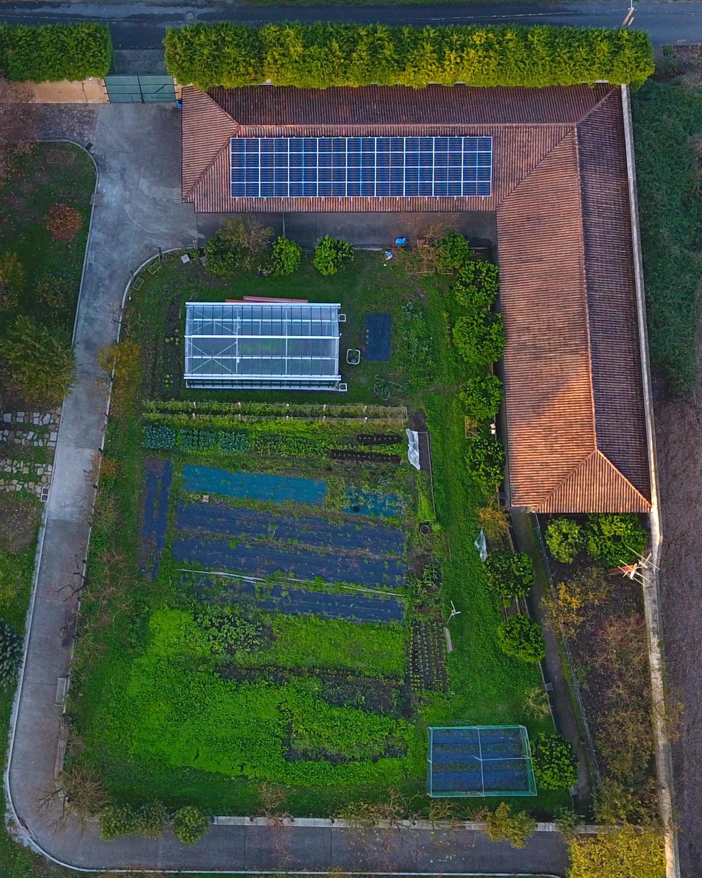 Instalación fotovoltaica para autoconsumo en vivienda particular