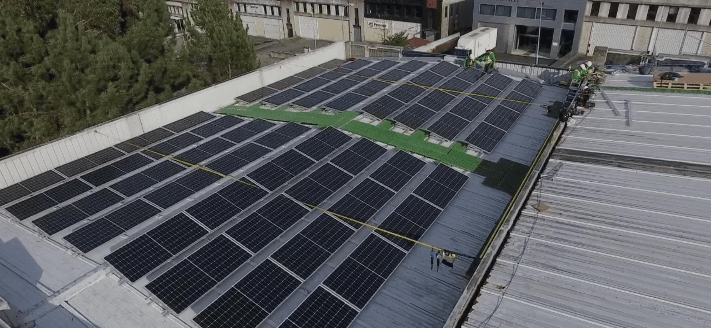 fotovoltaica en empresa