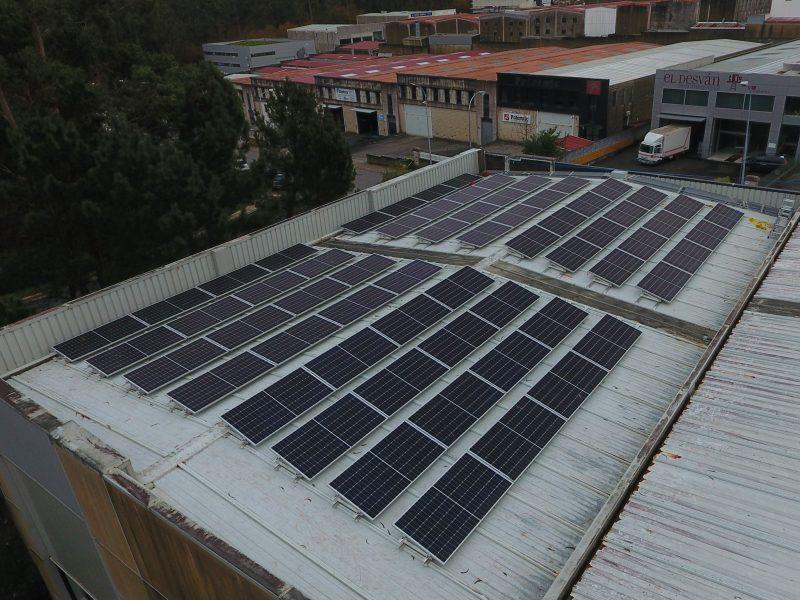 Instalación fotovoltaica autoconsumo empresas