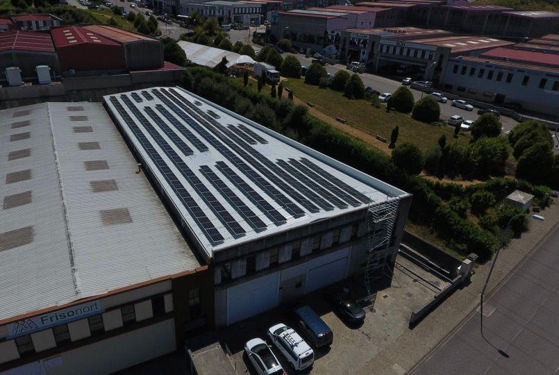 Fotovoltaica para autoconsumo industria
