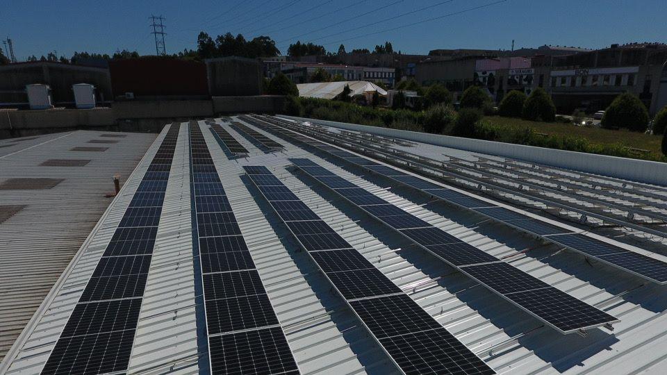 instalación fotovoltaica para autoconsumo indutrial
