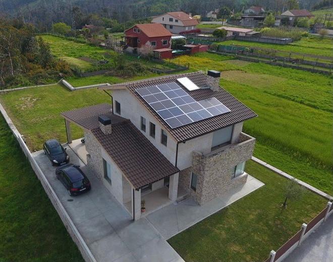 Instalación fotovoltaica para autoconsumo