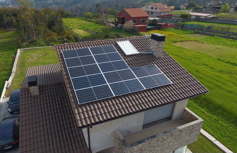 Instalación fotovoltaica de autoconsumo particular