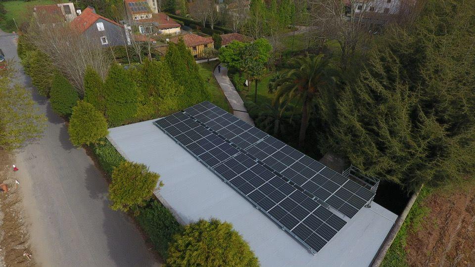 Instalación fotovoltaica autoconsumo particular