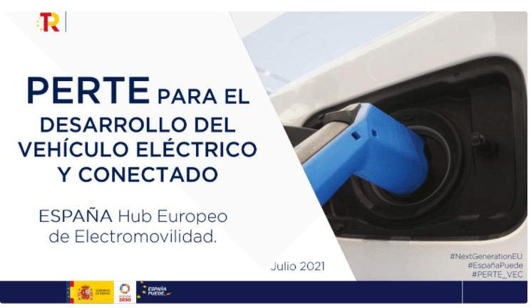 PERTE vehiculo electrico